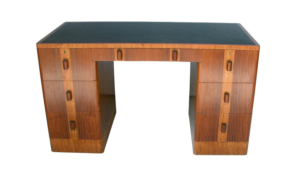 Maurice Adams Art Deco Desk Cloud 9 Art Deco Furniture