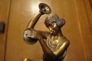 pierre le faguays bronze art deco