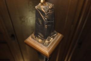original signed bronze
