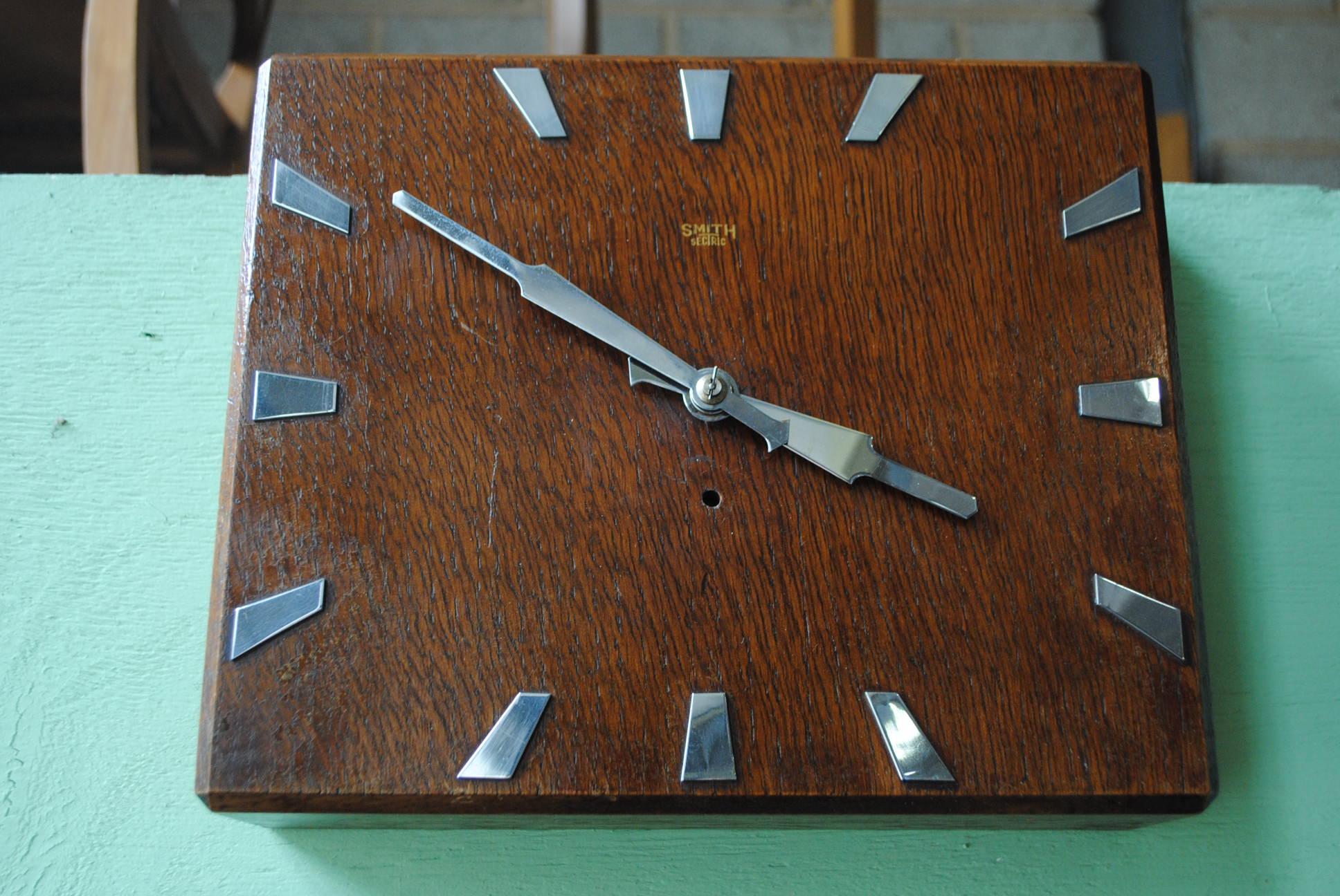 Art Deco Wall Clock Cloud 9 Art Deco Furniture Sales