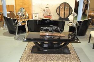 Maurice Adams Art Deco 3 Piece Suite