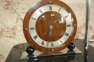 Original Art Deco Clock