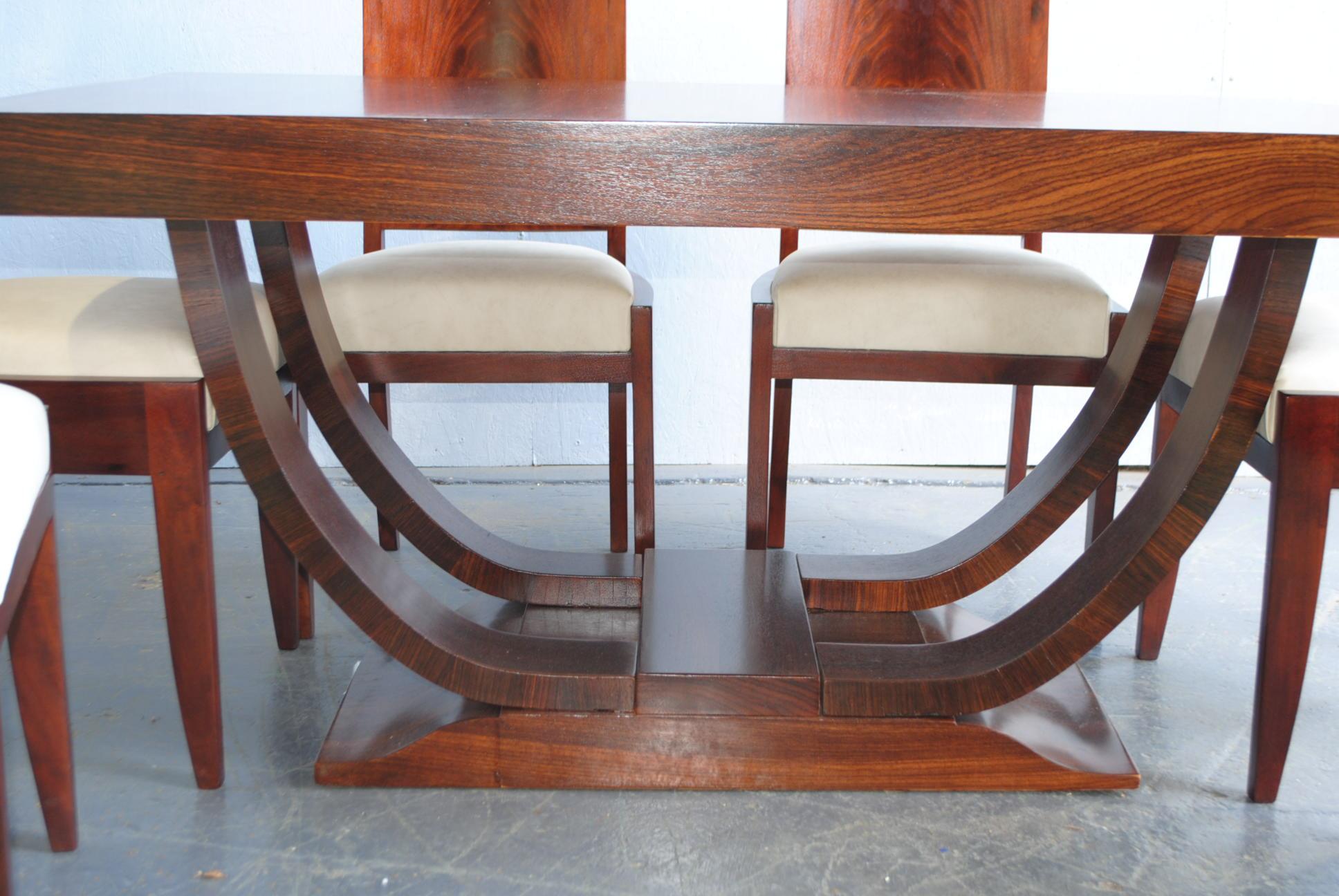 deco art deco dining table deco art deco dining suite
