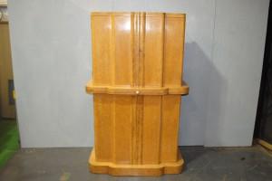 Epstein Art Deco Cocktail Cabinet