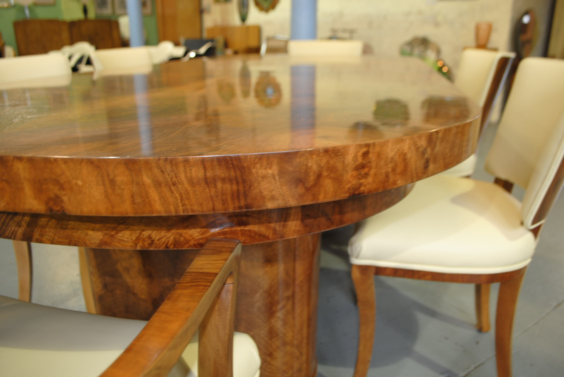 art deco dining room suite cloud 9 art deco furniture sales