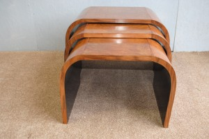 Art Deco Hille Nest of Tables