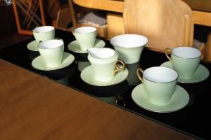 Shelley Tea Set