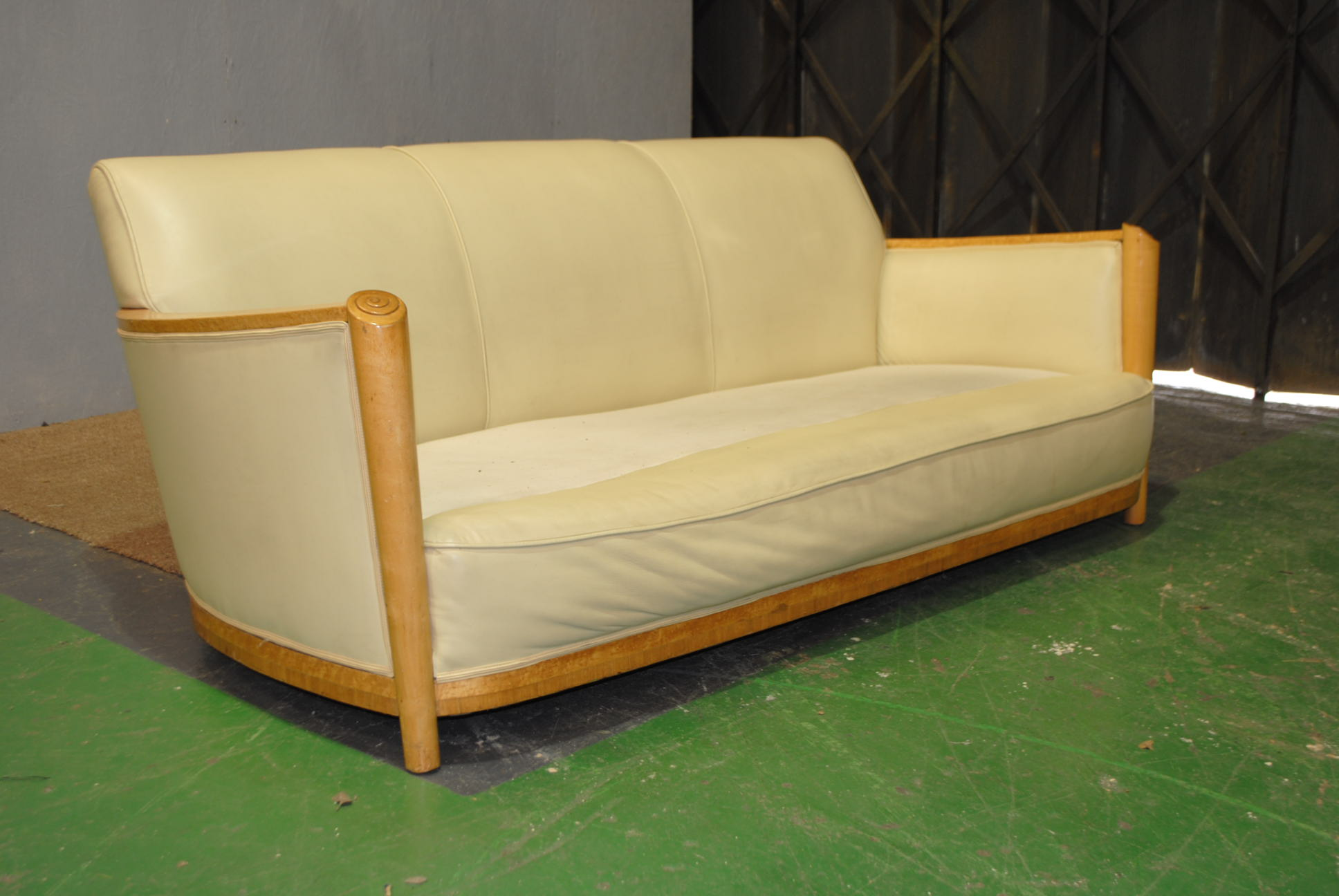 Art Deco Maurice Adams Sofa Cloud 9 Art Deco Furniture