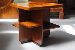 Art Deco Book Table