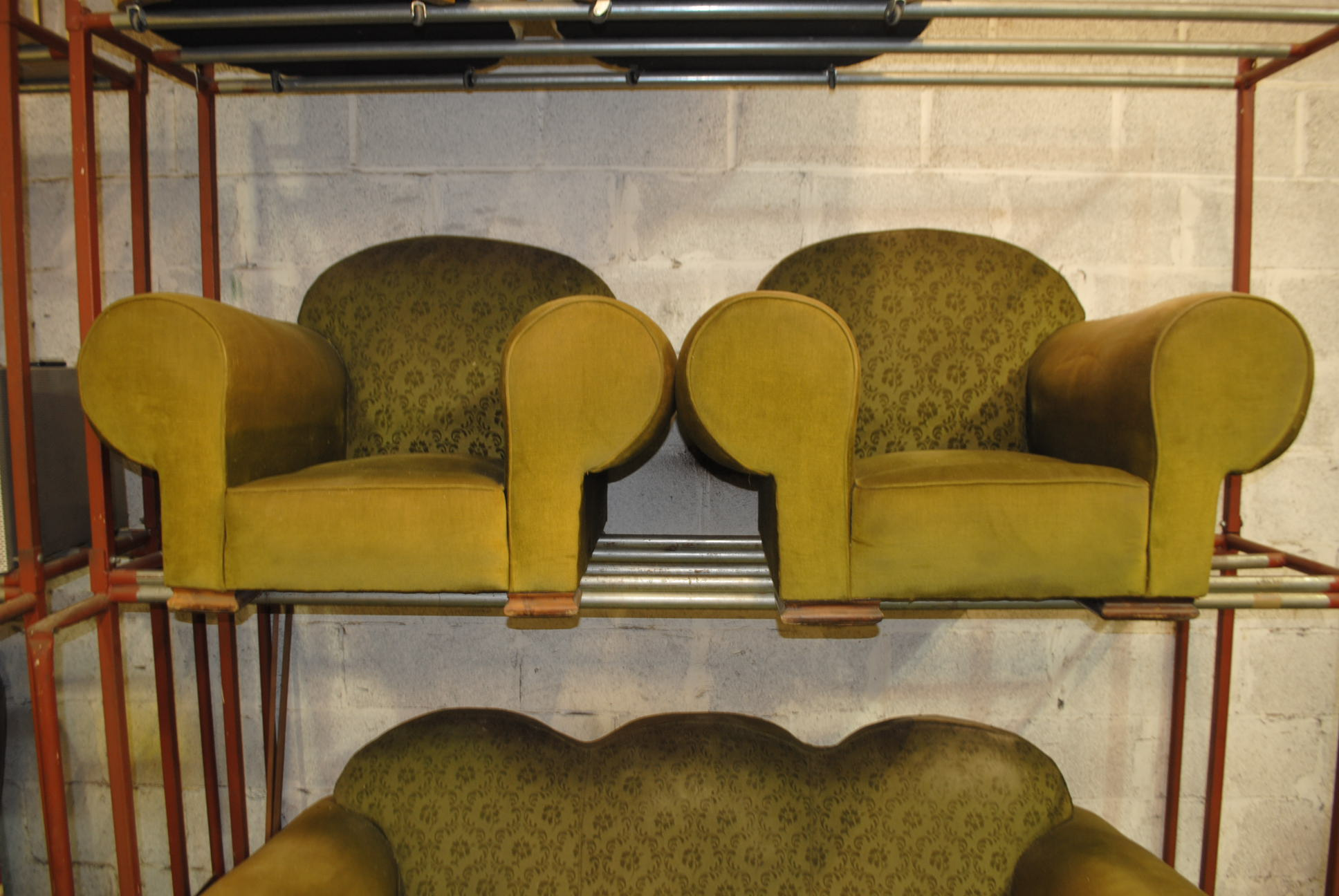 art deco 3 piece suite cloud 9 art deco furniture sales. Black Bedroom Furniture Sets. Home Design Ideas