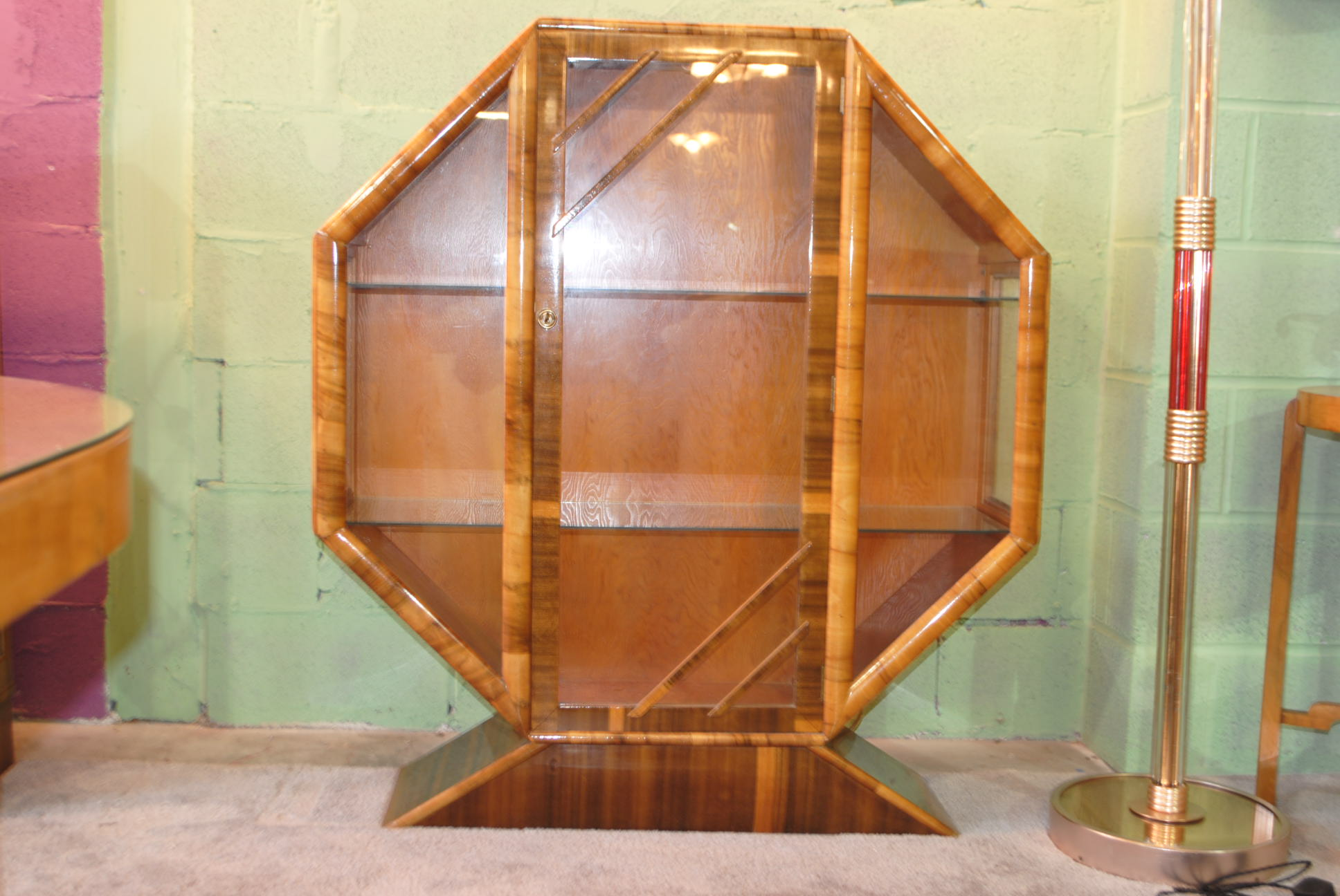 Art Deco Display Cabinet || Cloud 9, Art Deco Furniture Sales