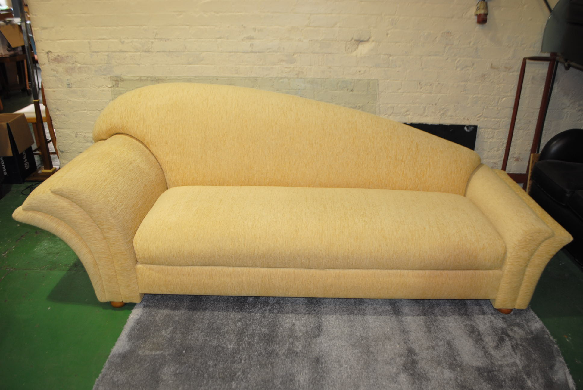 Large Art Deco Chaise Cloud 9 Art Deco Furniture Sales