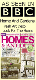 Featured in BBC Homes and Antiques