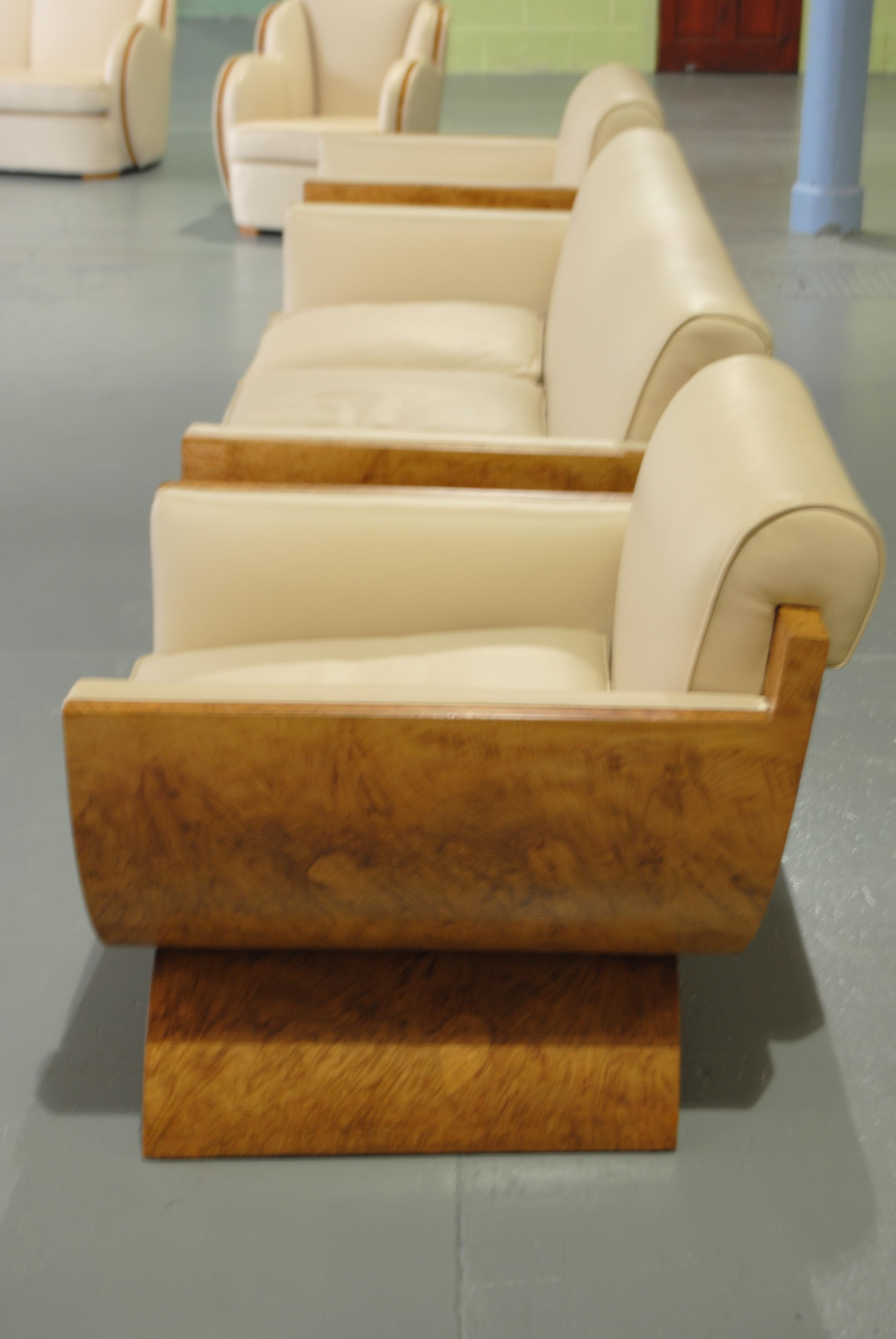 Art Deco Hille Suite Cloud 9 Art Deco Furniture Sales