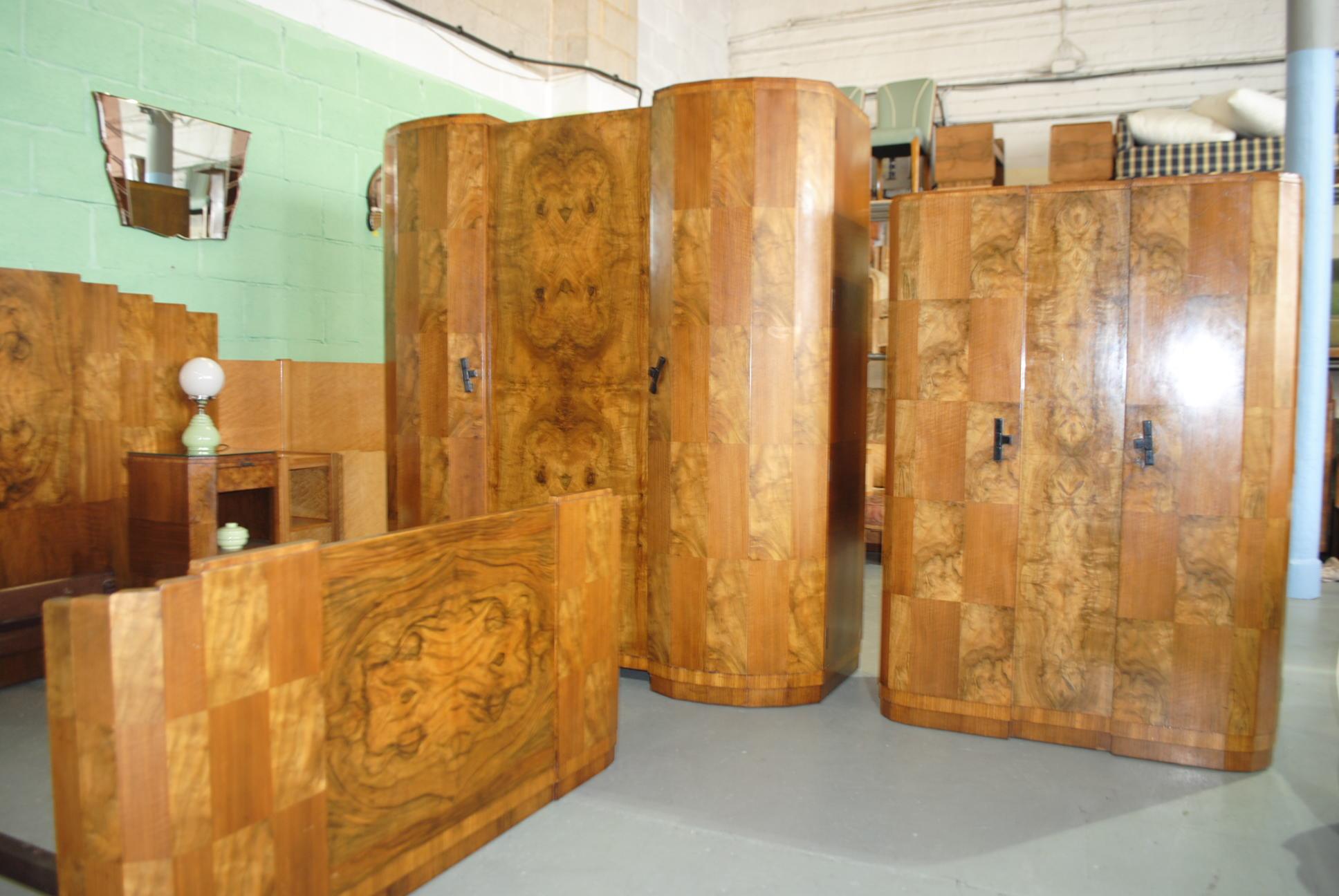 Art Deco Hille Bedroom Suite Cloud 9 Art Deco
