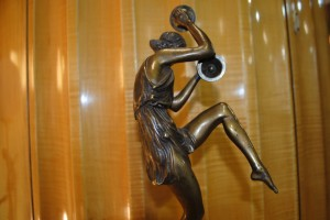 original bronze art deco
