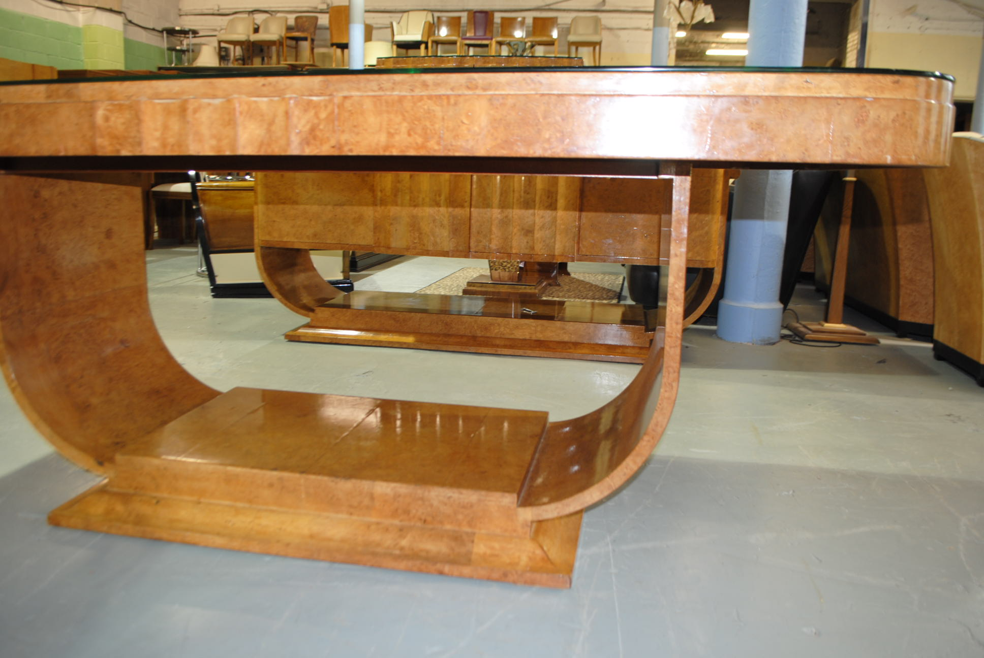 Art deco epstein dining suite and sideboard cloud 9 art deco furniture sales - Epstein art deco furniture ...