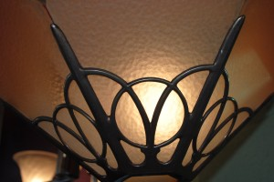 Art Deco Ceiling Light