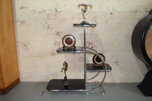 Original Art Deco Display Stand