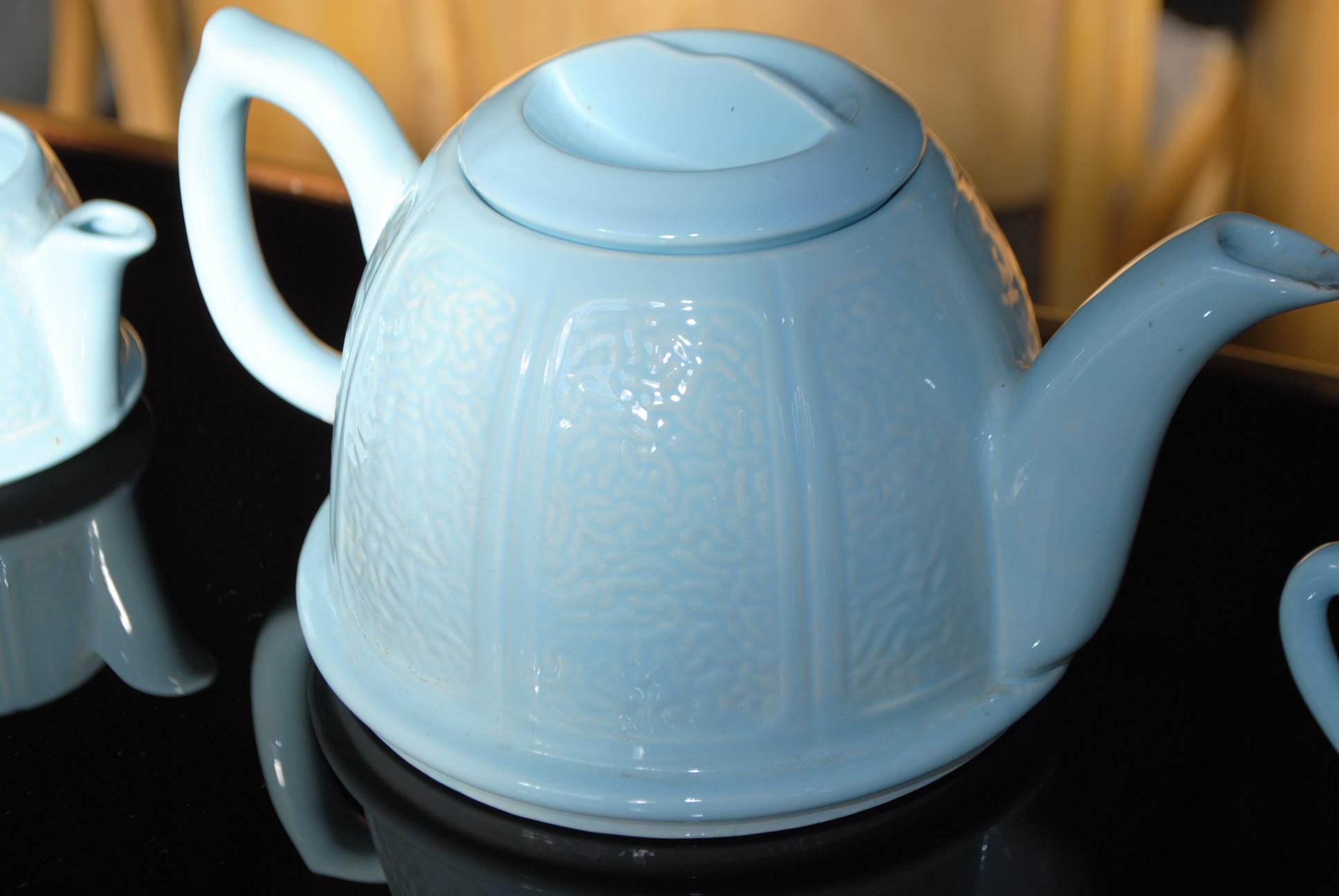 5 Piece Bedroom Set >> Art Deco Tea Set    Cloud 9, Art Deco Furniture Sales