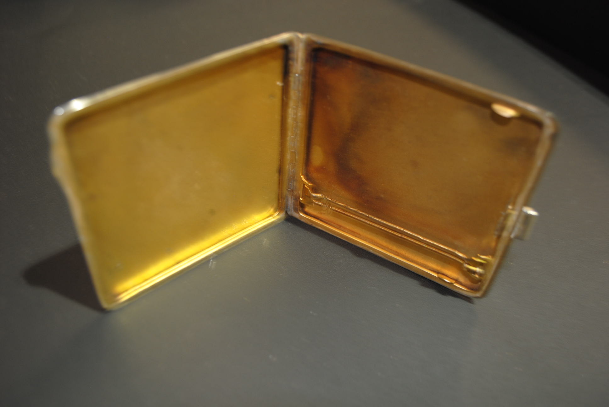 Art Deco Cigarette Case Cloud 9 Art Deco Furniture Sales