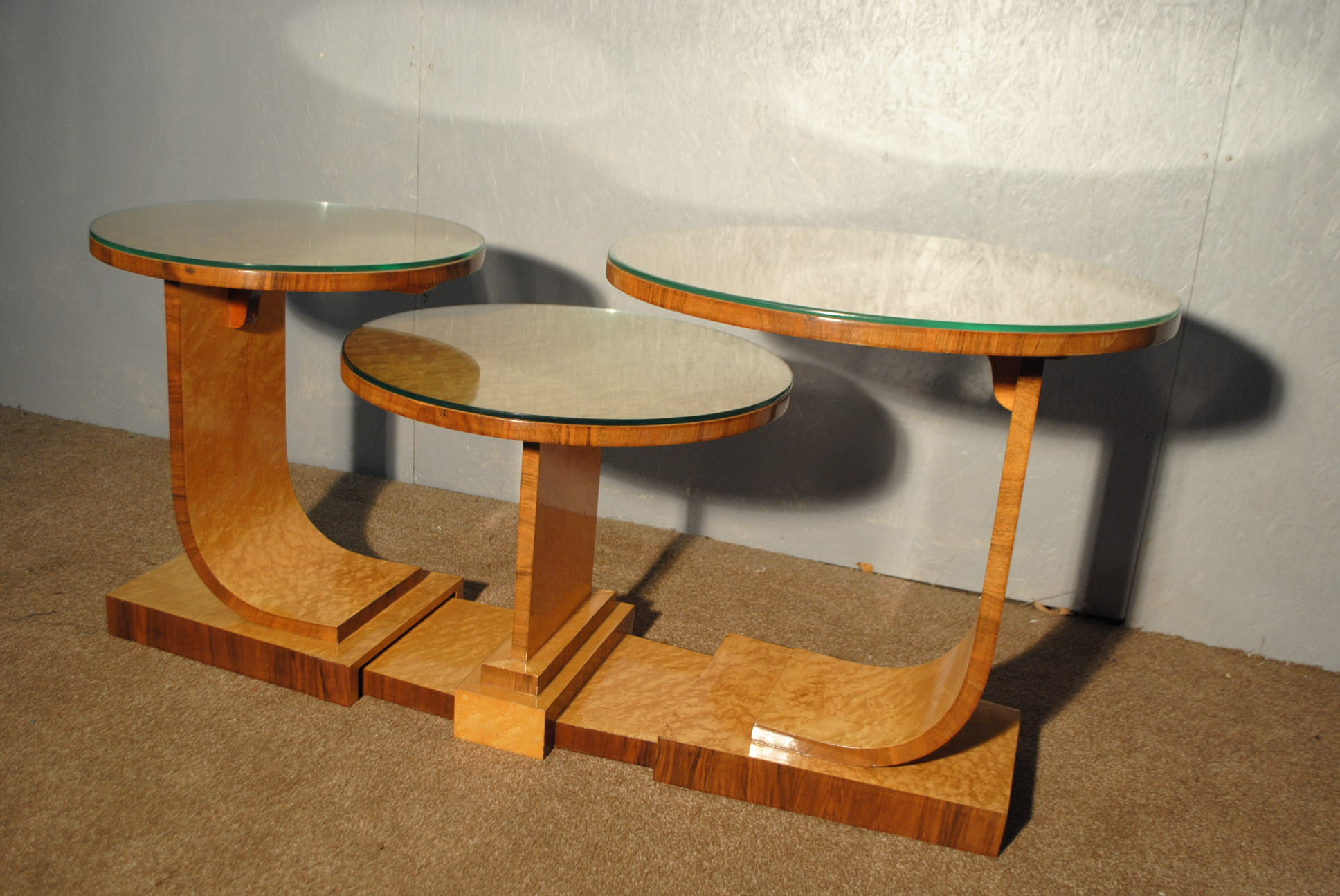 Art Deco Hille J Nest Of Tables Cloud 9 Art Deco