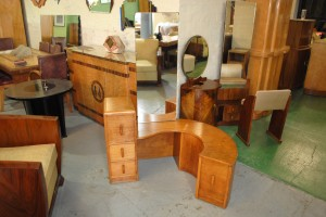 Art Deco Betty Joel Dressing Table