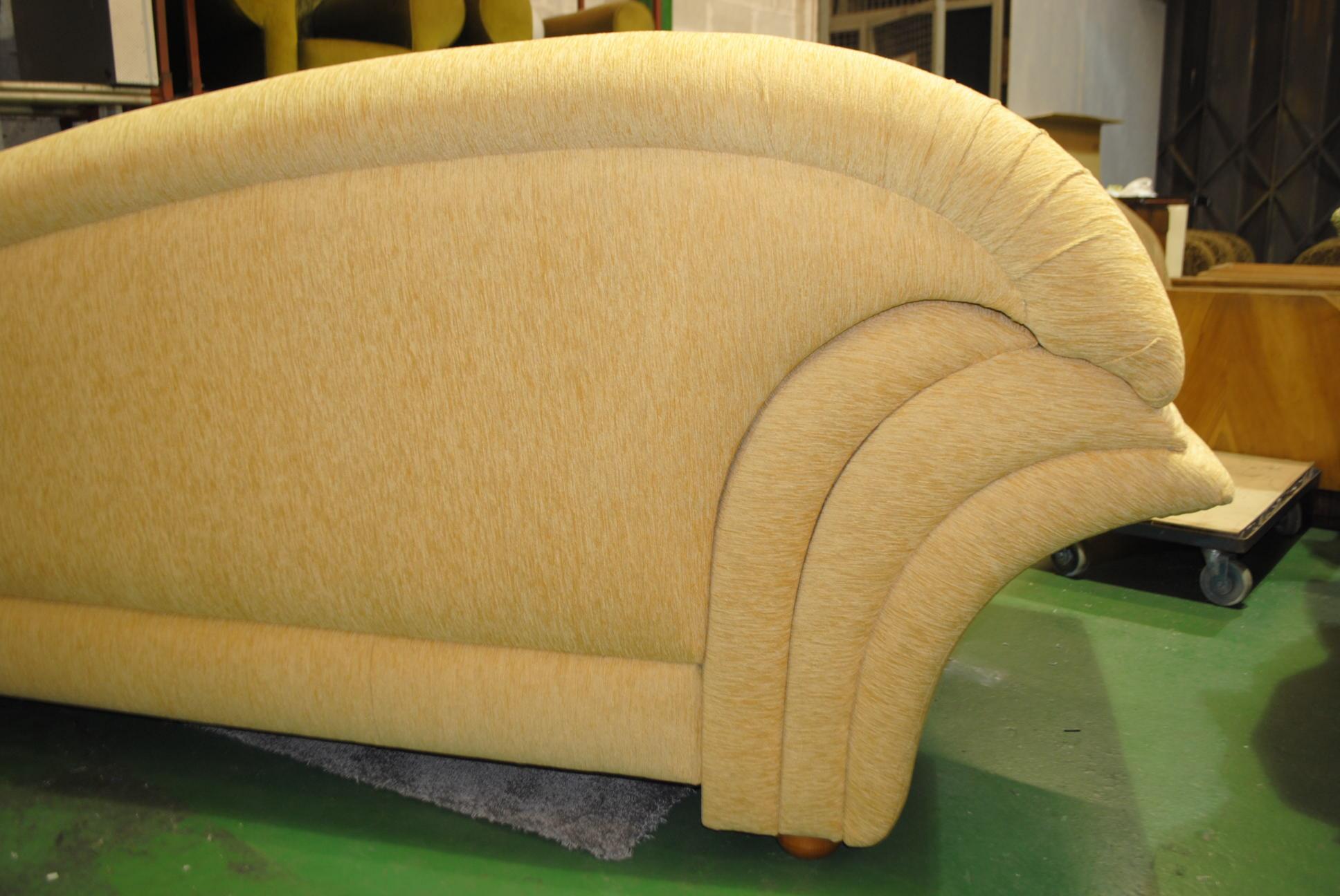 Large Art Deco Chaise Cloud 9 Art Deco Furniture Sales