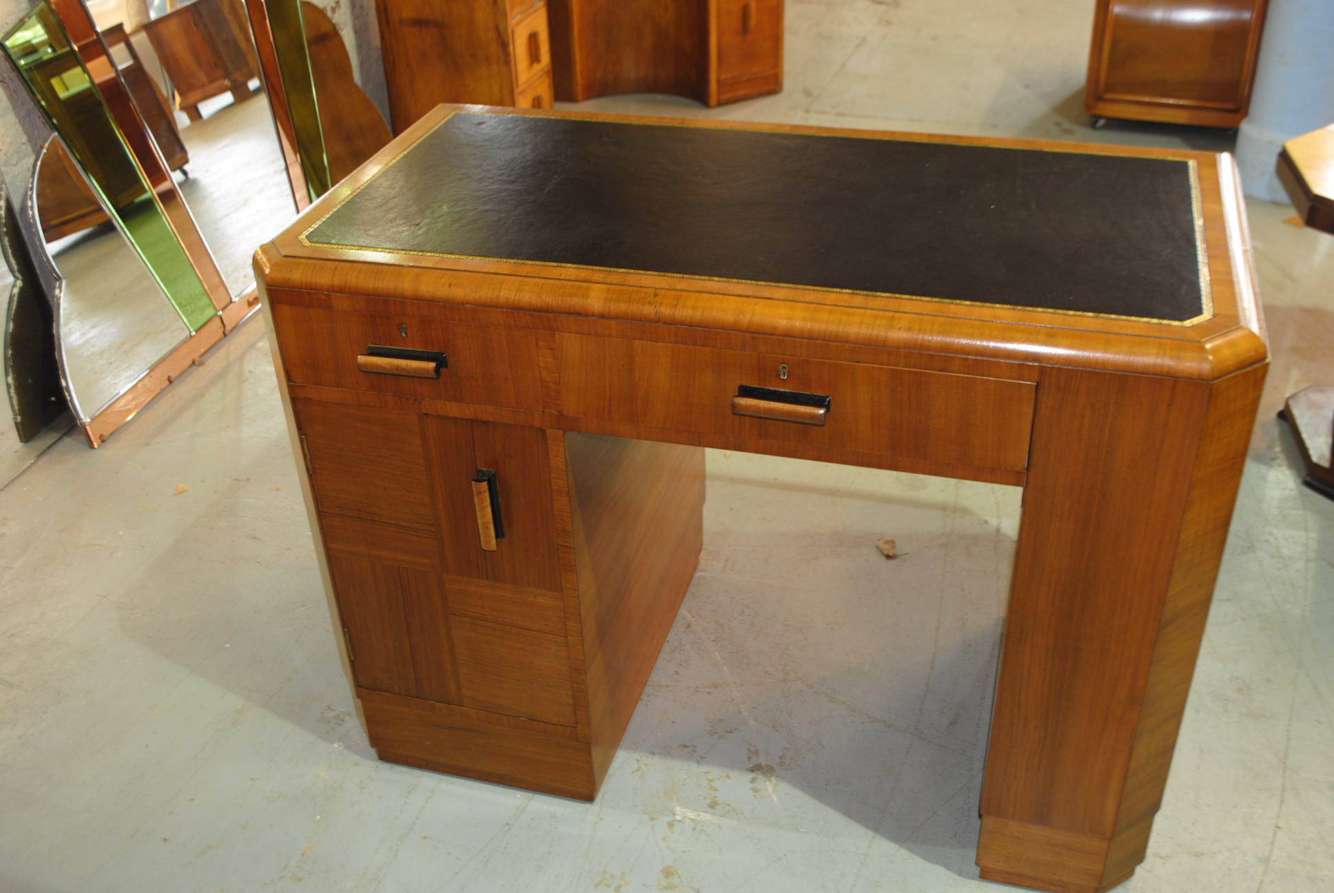 professional art by desks desk furniture deco cabinets stow davis and