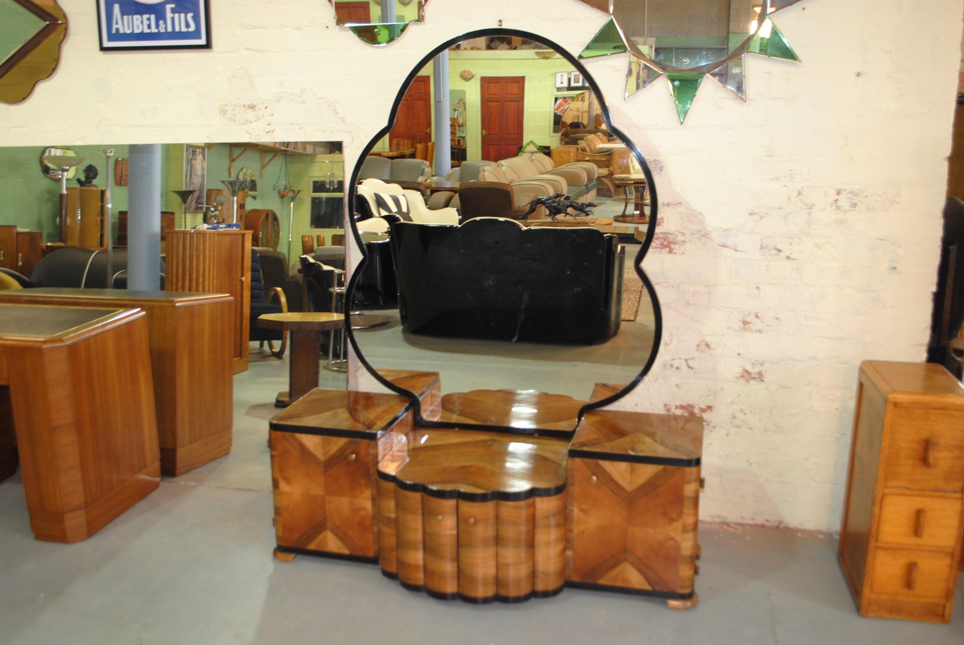 Art Deco Dressing Table Cloud 9 Art Deco Furniture Sales