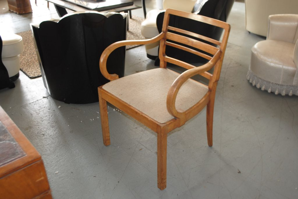 art deco office chair. Art Deco Desk/Occasional Chair Office S