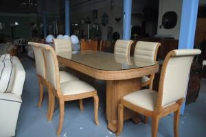 Original Art Deco Epstein Dining Suite Cloud 9 Art Deco Furniture Sales
